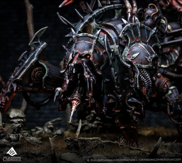 How to Paint: Black Legion - Lord Discordant