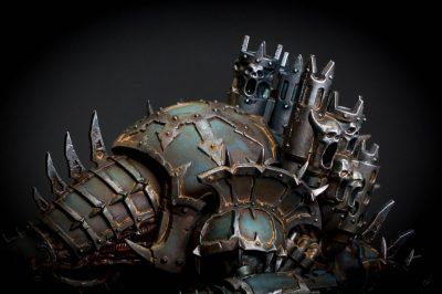 How to Paint: Alpha Legion - Armor and Flesh