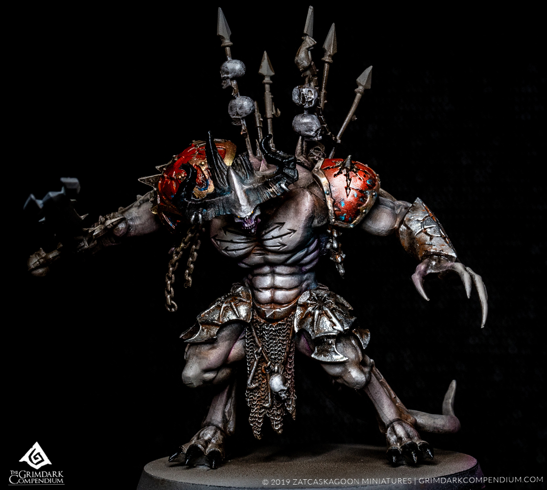 Daemon of Khorne Series: First Two Tutorials Now Live