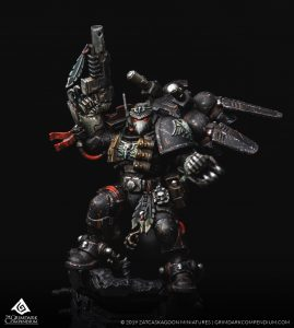 How to Paint: Raven Guard- Kayvaan Shrike now LIVE