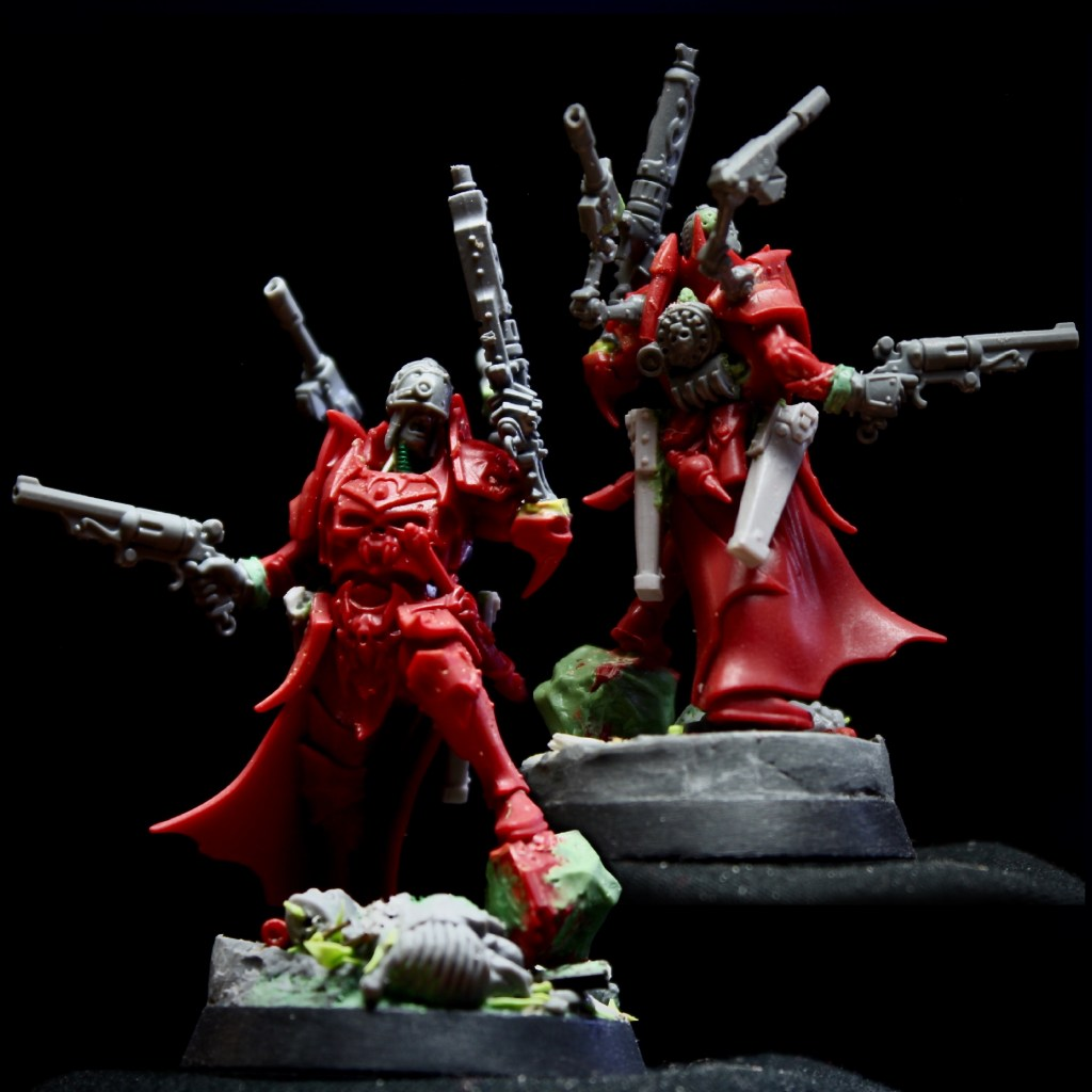 How to Build and Paint Grimdark: YOD Deathcult Assassins 02